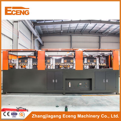 China 6 Cavities Plastic Blow Molding Machine With Easy Installation And Starting supplier