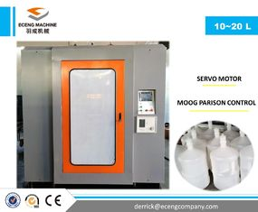 China 20 Liter Extrusion Molding Machine , 5 Gallon Hdpe Drum Manufacturing Machines supplier
