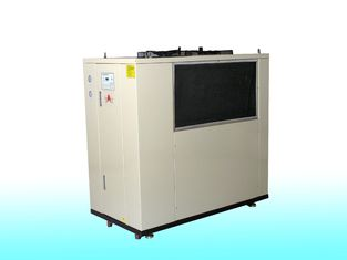 China 2.54KW Industrial Air Cooled Chiller / Air Cooled Water Chiller For Injection Mould supplier