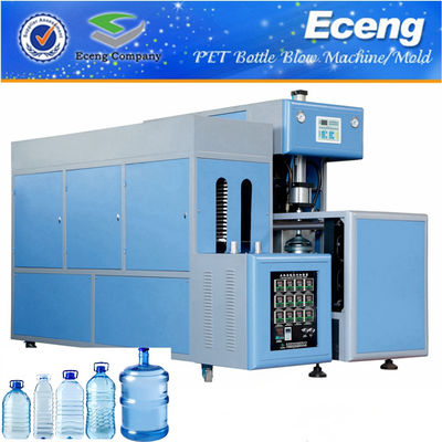 China KBS Computer Control Semi Auto Blowing Machine Making 20 Liter Water Bottle supplier