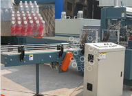 China 8 - 20 Bags / Min Bottle Wrapping Machine , Plastic Bottle Packaging  Machine  factory