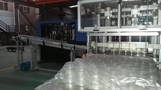 2KW Heat Shrink Packing Machine / Bag Packaging Machines For Empty PET Bottels