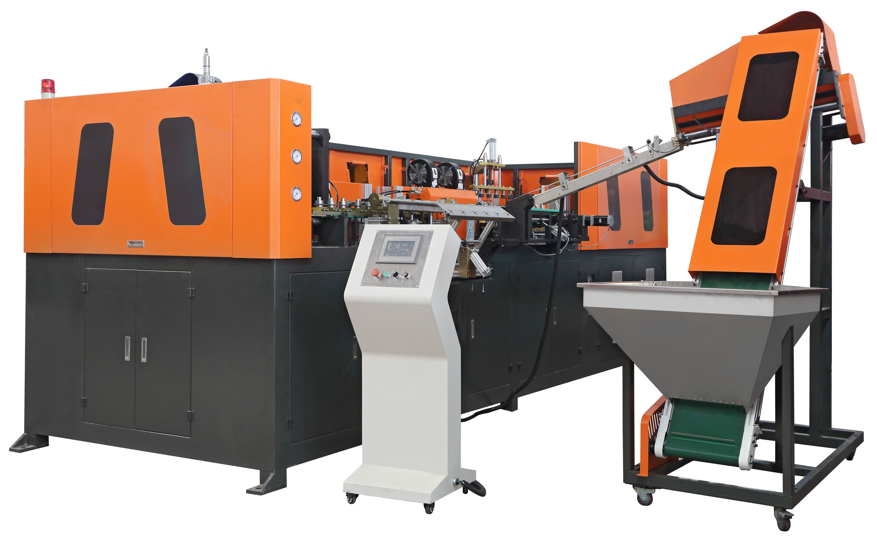 6 Cavity Water Bottle Manufacturing Machine,Hdpe Bottle Manufacturing Machine