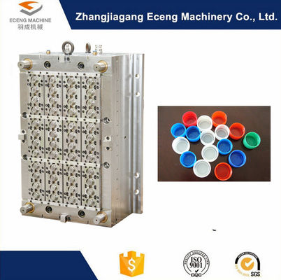 China Mineral Water Bottle Cap Mould Injection Moulding For Plastic PET Bottle factory