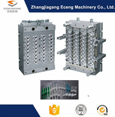 China Hot Runner Injection Pet Preform Mould For Pet Stretch Blow Moulding Machine factory