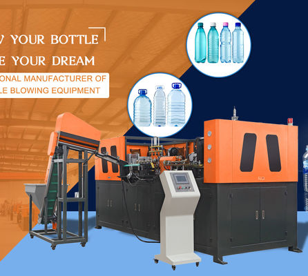 PLC Control Hydraulic Plastic Moulding Machine With Infrared Oven Heater