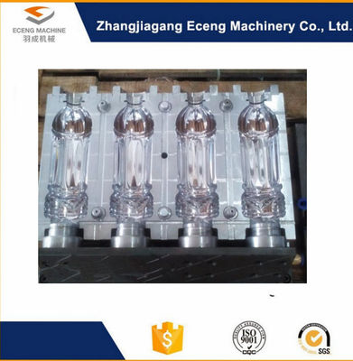 China Multi Cavities Pet Preform Mould With High Efficiency Precision Machining factory