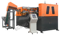 Small Bottle Blow Molding Machine , One Out Of Four Pet Blow Molding Machine