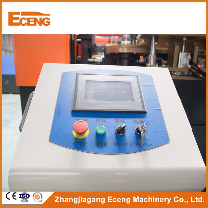 6 Cavities Plastic Blow Molding Machine With Easy Installation And Starting